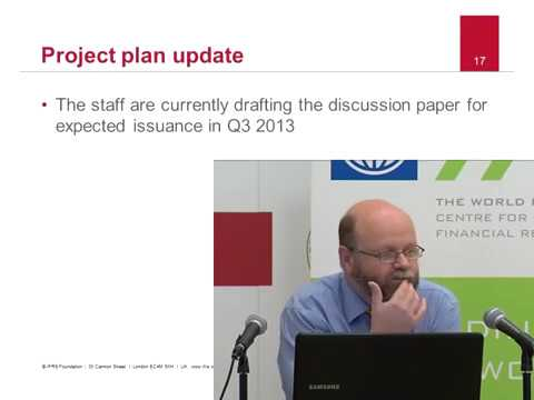 IASB's Project to Replace IAS 39 Macro Hedging