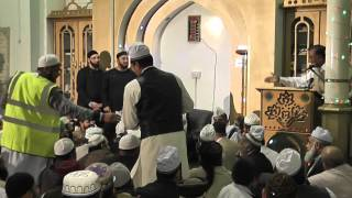 PART 1, DARS-E-MASNAVI BY HAZOOR QIBLA PIR ALAUDDIN SIDDIQUI AT OLDHAM ON 02/05/2013