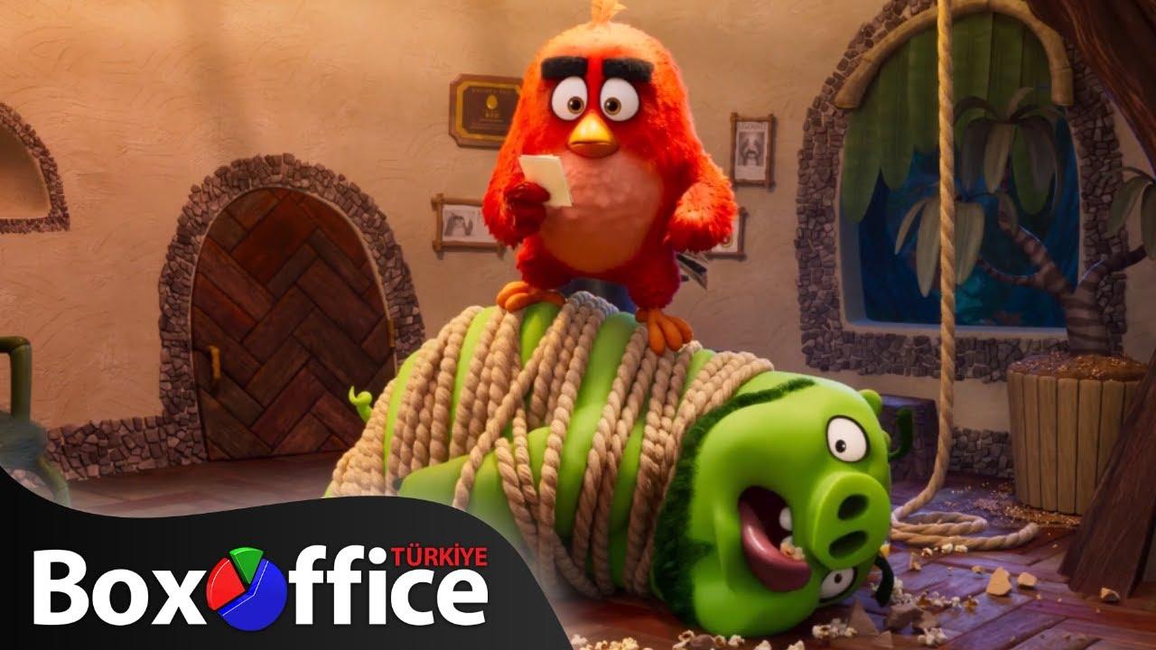 Angry Birds Filmi 2: Fragman (Türkçe Dublajlı)