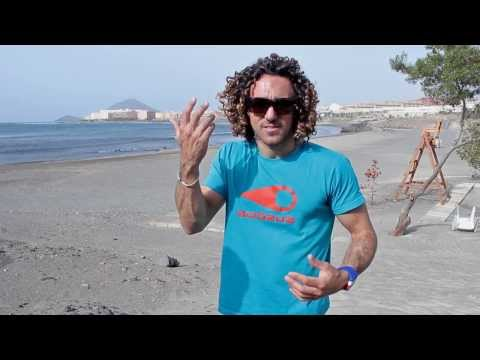 How To Make A Flaka? Freestyle Windsurfing Tips With Nicolas Akgazciyan - Black Team Academy