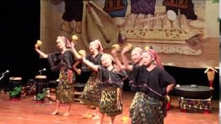 NUSA TENGGARA BARAT - Festival Nasional Musik Tradisi Anak-Anak 2014 by MAM EO