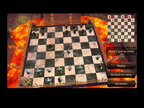 War of Chess - Android Gameplay HD