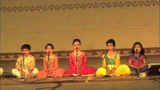 H Vocal Laxan Geet in Raag Bhoop and Bandish in Raag Alhaiya Bilawal