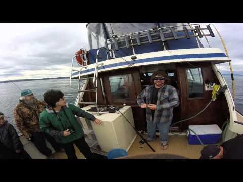 Halibut Fishing In Homer Alaska Part 1