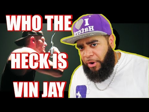 {{ REACTION }} Vin Jay - Mumble Rapper vs Lyricist // Yall Asked Me To React To This...