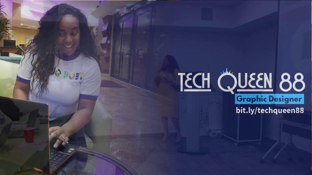 Book Tech Queen 88