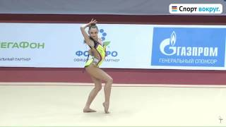 MAILAT Denisa, clubs qualifications - Moscow Grand Prix 2019
