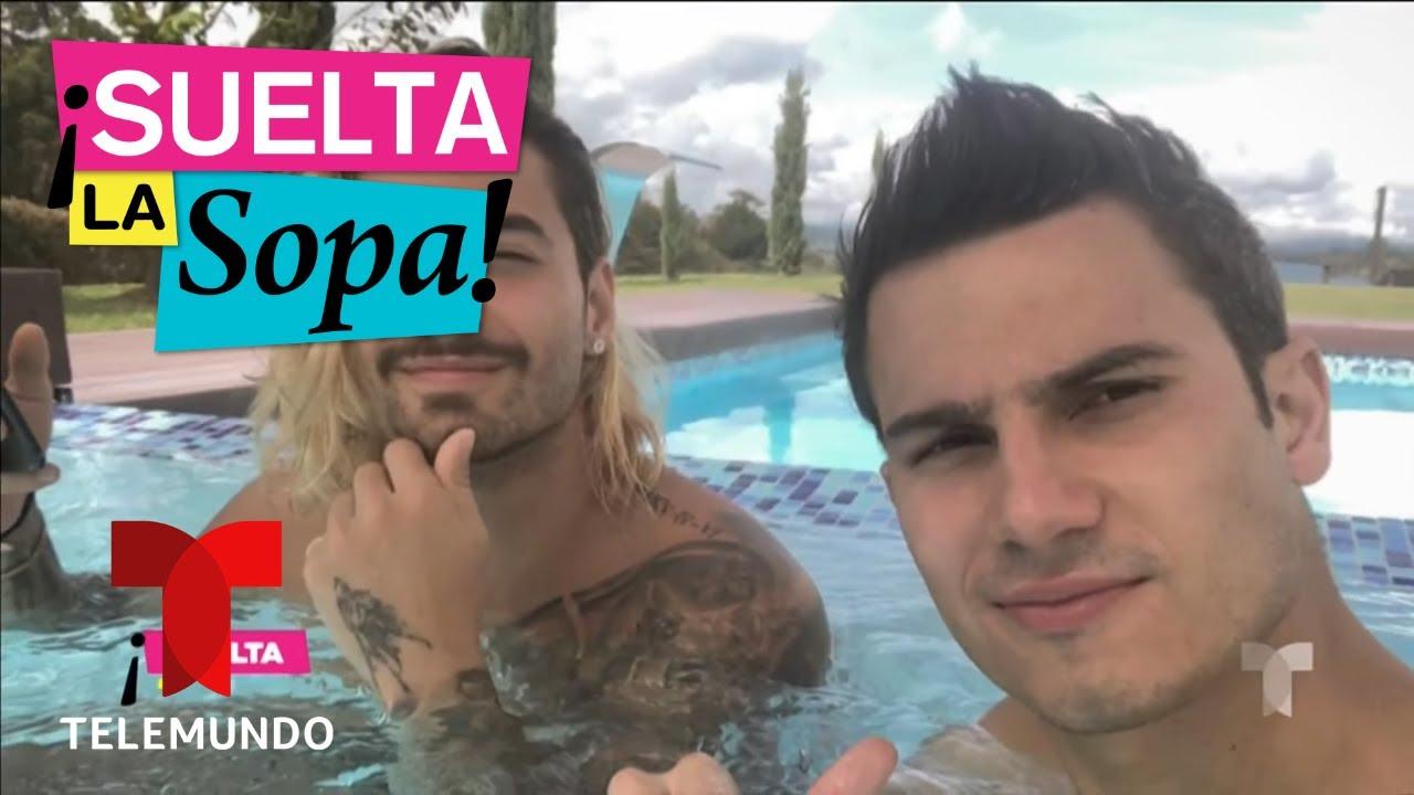 Download ¡A Maluma lo siguen acusando de homosexual! | Suelta La Sopa | Entretenimiento