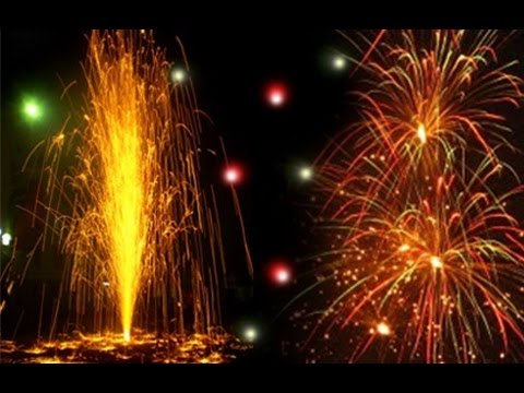 Diwali Cele Tion Pataka In India