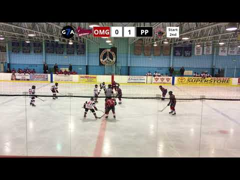 Game 5 - 2005 Peewee AA vs Pickering on 2018-01-21 at Don Beer