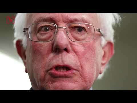 Climate Change Activist Bernie Sanders Spent $300K on Private Jet Travel