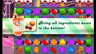 Candy Crush Saga Level 715 walkthrough (no boosters)