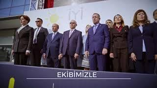 İYİ Parti Genel Merkez Açılışı
