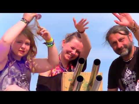 Sokół Millennium Wylądował Na Przystanku Woodstock