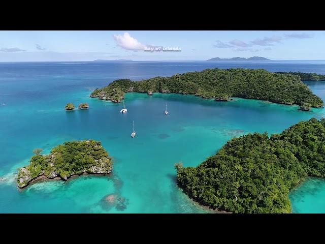 Fiji vu du ciel