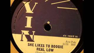 Frankie Lee Sims-She Likes To Boogie Real Low