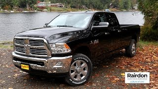 2018 RAM 3500 Model Review | Test Drive | Rairdon Chrysler Dodge Jeep RAM of Monroe