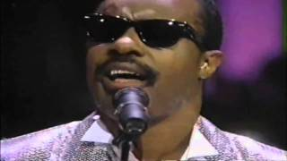 Stevie Wonder, George Michael - Love's In Need Of Love Today (LIVE) HD