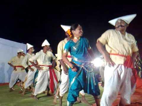 chikni chameli original song in marathi