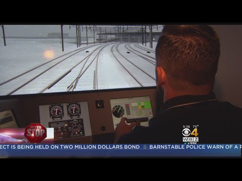 Pitts Stop: Keolis Debuts NewLocomotive Simulator