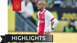 Highlights ADO Den Haag - Ajax