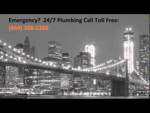 Call (844) 368-5350 for the Best 24 Hour Emergency Plumber in Chelsea, NYC