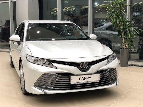 Toyota Camry V70 Executive Safety V6 3.5 249л.с.