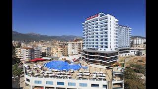 Diamond Hill Resort Hotel 5 отель Даймонд Хилл Резорт Аланья Турция обзор отеля все включено