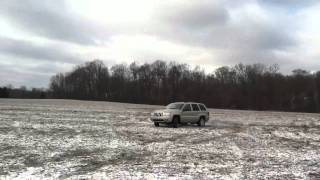 Four Souls: Performance Test 2004 Jeep Grand Cherokee