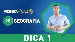 DICAS PARA O ENEM - Geografia - Demografia Brasileira
