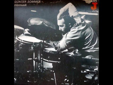 Günter Sommer - Hörmusik (FULL ALBUM, free jazz, East Germany, 1979)