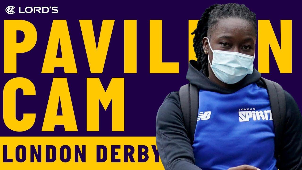Roy, Amir, Narine, Knight & More! | Pavilion Cam | London Spirit v Oval Invincibles