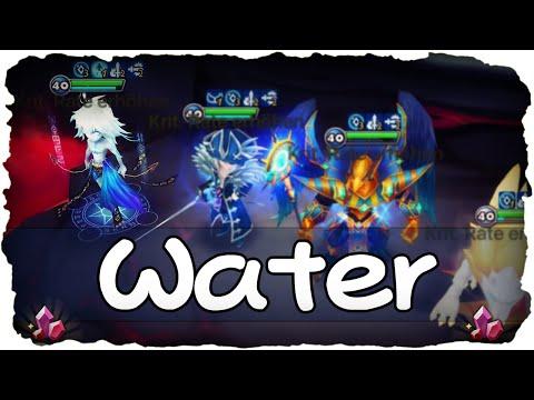 SUMMONERS WAR: Wasser Homunkulus - Element Wechsel & Damage Test! ★ (Deutsch / German)
