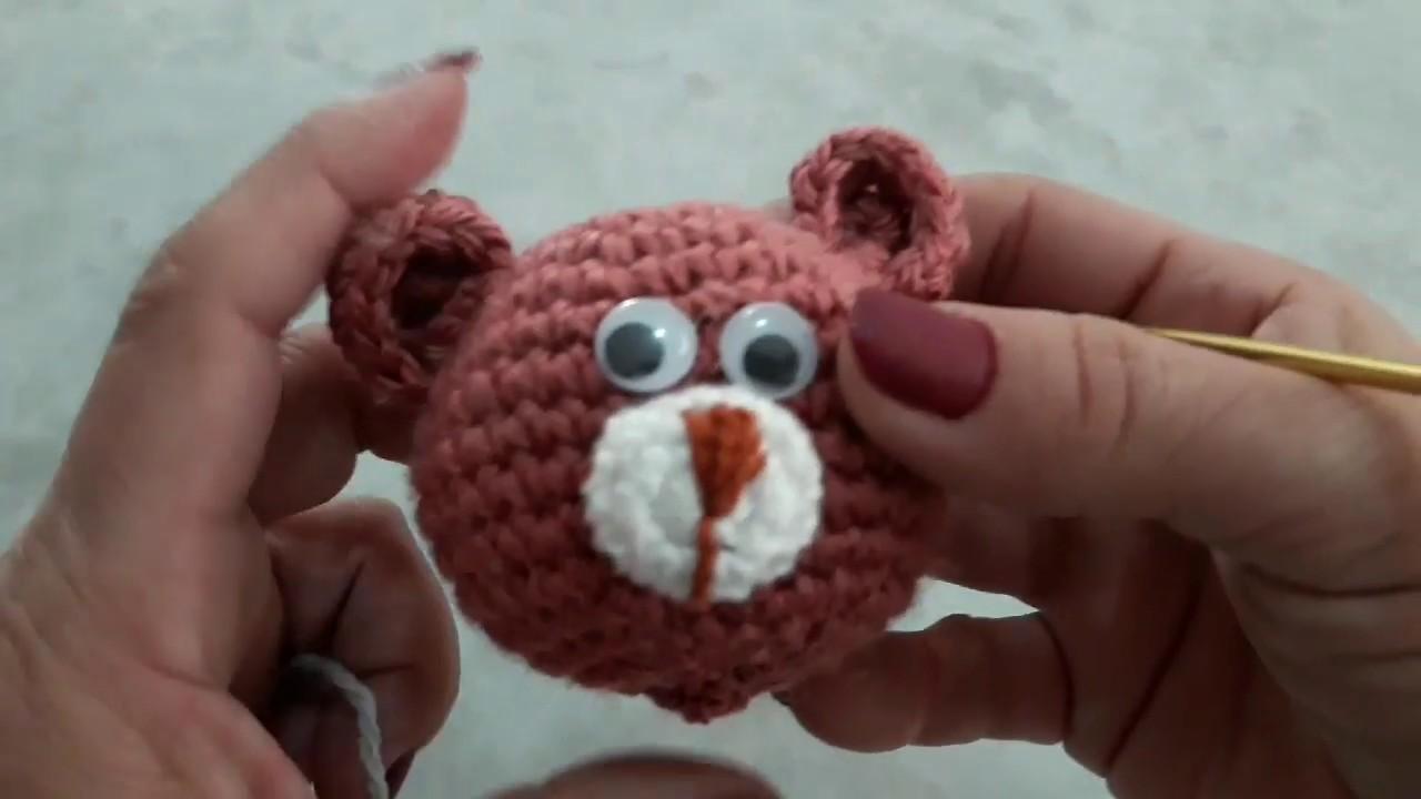 Amigurumi: Bichinhos de Crochê – Receitas & 70 Ideias Fofíssimas! |  Bichinhos de croche, Ursos de pelúcia de crochê, Amigurumi de croche | 720x1280
