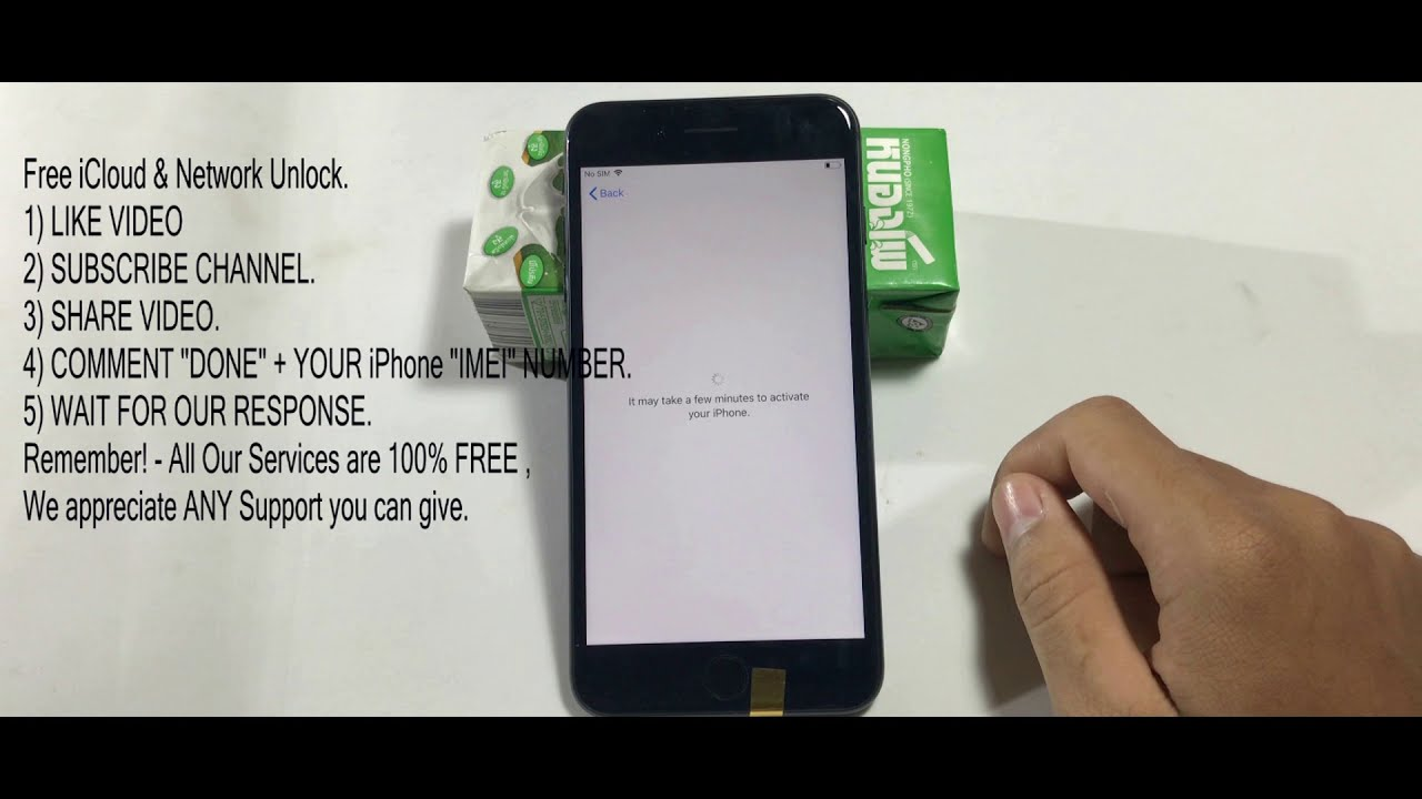 iCloud Unlock 2019 Remove/Bypass all Model iPhone Any IOS
