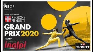 Foil Grand Prix Torino 2020 Finals
