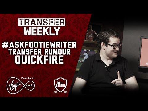 Vidal 80% to Man Utd? | Ask Footie Writer | Transfer Weekly
