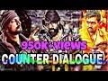 The villain yash vs dhruva sarja dialogue DJ song Mp3