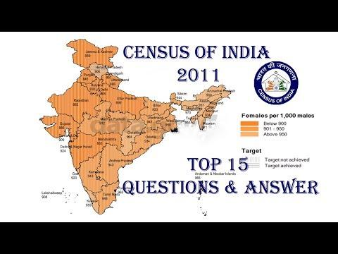 Census of India 2011 (Part I)
