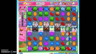 Candy Crush Level 962 help w/audio tips, hints, tricks