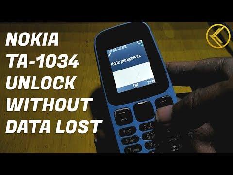 Solusi Nokia 105 rm 1134 terkunci kode pengaman Solusi Nokia 105 rm 1134 terkunci kode pengaman Tont.