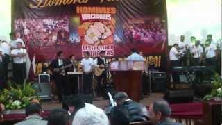 2da CONFERENCIA HOMBRES VENCEDORES Jueves 30 Agosto 2012 parte 1