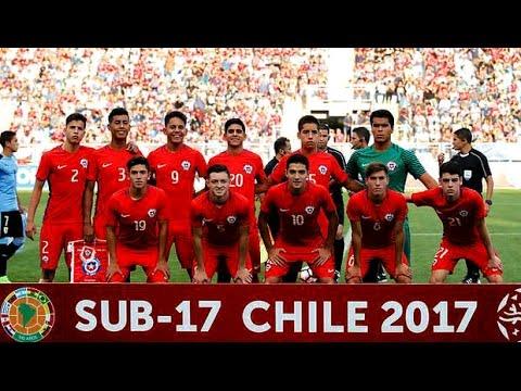 Documental Seleccion Chilena Sub 17 - Road To World Cup India 2017