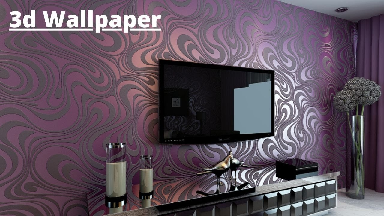 3d Wallpaper For Bedroom Walls Designs | Wallpaper For Home