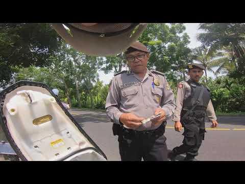 バリ島トリップvol34警察にピ○ハ○されました
