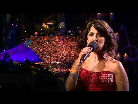 Silvie Paladino - At a time like this - Carols by Candlelight