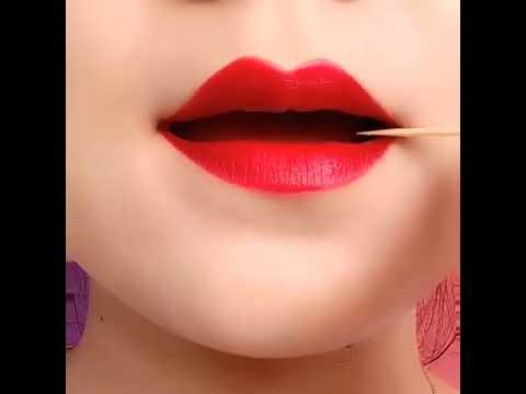 Mẹo chỉ hướng dẫn tô son môi đẹp , các nàng nên học hỏi thôi nhé