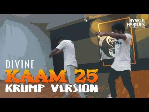 Kaam 25 - DIVINE | Sacred Games | Krump Version | Ruthless & Robo | Choreo Grooves