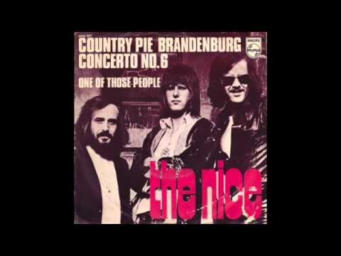 The Nice - Country Pie Brandenburg Concerto No.6