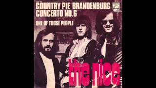 The Nice - Country Pie Brandenburg Concerto No.6